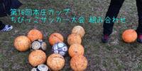 第16回本庄カップちびっこサッカー大会 組み合わせ