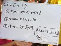 宮東リーグ 第3節 トップチーム参戦