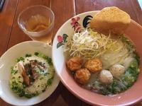 汁そば+ミニカオマンガイ ちょんぷーや 2018/06/29 12:38:35