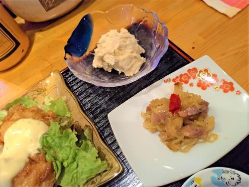 ★宮崎公立大近くの看板のない料理屋さん「そつたく」の一汁三菜の贅沢ランチ★