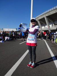 \青島太平洋マラソン2016・・・完走しました/