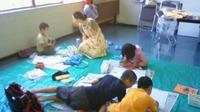 夏休み絵画教室 2012/07/31 16:40:53