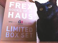 へーベルハウス、カタログBOXセットが届いたよ