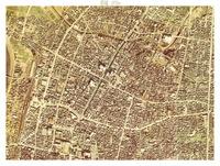 <休憩一服> これが1974年の都城。空から。