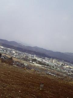 日田市はお天気良かった