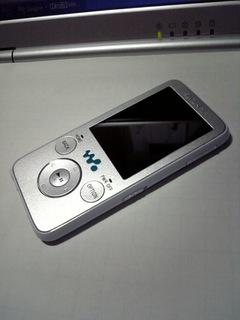 SONY NW-S636F