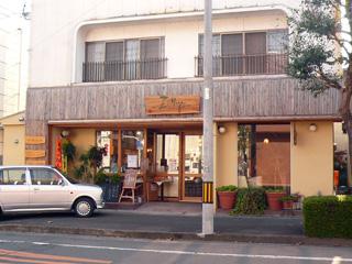 小林市のオーガニックカフェ