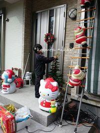 クリスマス準備☆゚+。☆。+゚☆゚+。☆。+゚☆
