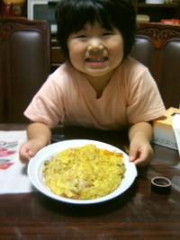 昨日の夕食です。