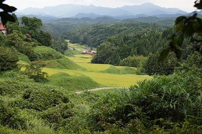 島根県石見銀山視察 9月2日