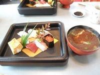 寿司ランチ 一番星