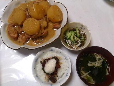 毎晩、夕食作ってます(*^_^*)