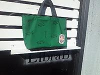 .:*:・☆UNICOの生地で新作バッグ.:*:・☆