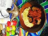 エジプト料理アッシャムスです