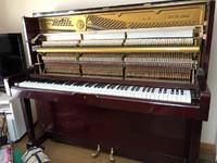 アップライトピアノがグランドのフィーリングに♪