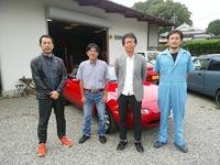 クラシックレッド、奈良県へ