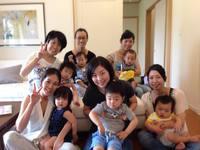 8月ママのお楽しみ会