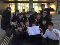 第22回ヴォーカルアンサンブルフェスティバル 5部門で金賞!