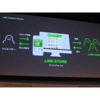 ユーザーがスタンプを作成、販売できる「LINE Creators Market」