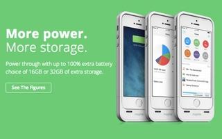 電池・記憶容量も強化。黒船iPhoneケース『スペースパック』が超便利