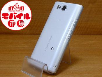 【モバイル市場】中古☆docomo★SH-09D★白ロム☆入荷!