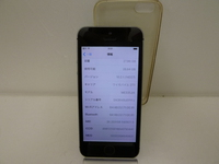 Y!mobile☆iPhone5S 32GB★スペースグレイ☆入荷♪