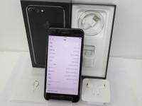 新品同様☆au★iPhone7 Plus 128GB☆ジェット・・・