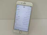 SoftBank☆iPhone6 64GB★NG4J2J/A☆ゴールド★買取ました♪