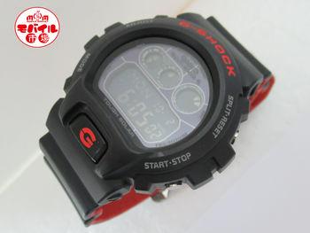 モバイル市場☆超美品★CASIO G-SHOCK GW-6900HR☆腕時計★電波ソーラー☆買取ました♪