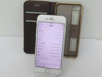 美品☆au iPhone7 32GB★SIMロック解除可能☆MNCF2J/A★シルバー☆買取りました♪