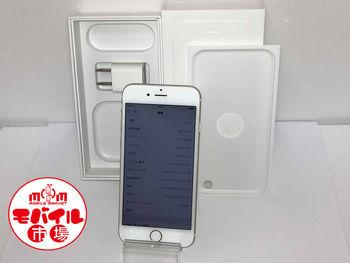 モバイル市場☆au iPhone6 64GB★〇判定☆MG4J2J/A★ゴールド☆買取りました♪