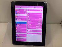 ジャンク☆Apple☆iPad2 16GB★Wi-Fiモデル☆ブラック★MC769J/A☆買い取りました♪
