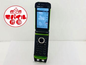 モバイル市場☆au★G´zOne TYPE-X☆CAY01★グリーン☆携帯本体★買い取りました♪