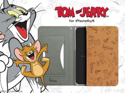 ケースの中でもドタバタ劇、「トムとジェリー」のコラボiPhoneケース
