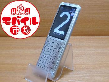 【モバイル市場】中古★au☆INFOBAR 2☆W55SA★格安★白ロム☆入荷!