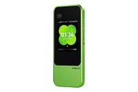 UQ、下り440Mbpsのモバイルルーター「W04」と、宅内向け「L01」を17日発売