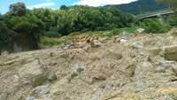 杷木の土石流