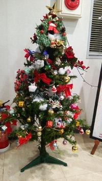 クリスマスに向けて♪