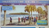青島太平洋マラソン2017!