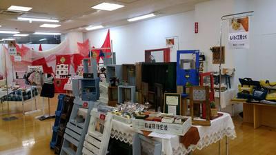 「まちの小さな雑貨屋さん」ワークショップもありますよ~。