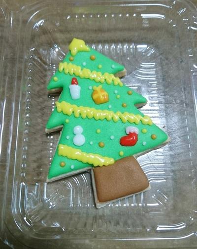 「アトリエのクリスマス」2日目です。