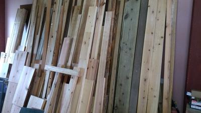 9月28(木)もくもく工房「木工体験教室」見本で~す。