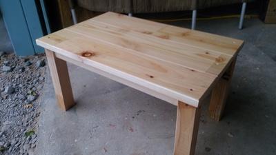 家族で「木工体験教室」して頂きました