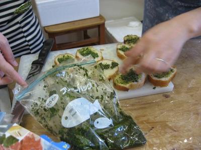 Takako調理室「バジル」・・・