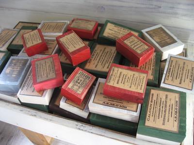 小物雑貨も・・・「ココクラマルシェ」持って行きます。