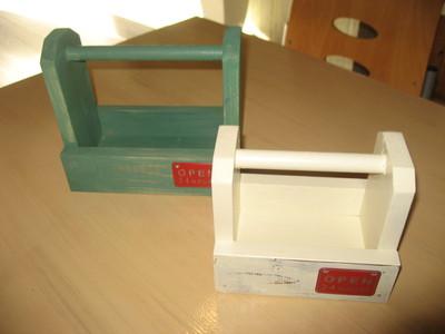 明日から「アトリエショップ」木工出来上がってます。