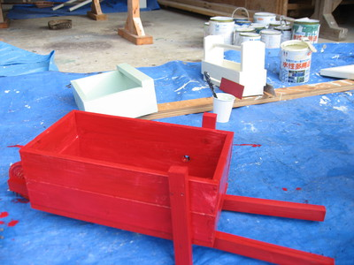 木工製作体験教室のご案内