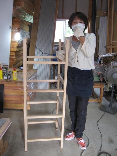 「木工体験教室」ありがとうございました。^^