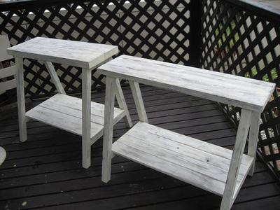 2段式テーブル!