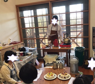 「たこちゃんの調理室」の講座に参加してきました。